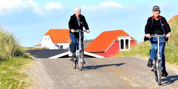 Mehr über's Fahrrad fahren
